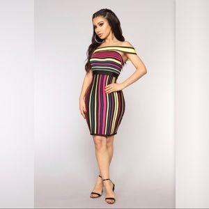 Fashion Nova Bandage Dress 2X